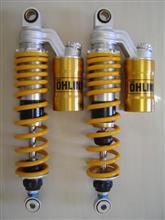 CB1300 SUPER BOL D'OR (スーパーボルドール)OHLINS (オーリンズ)  リアサスペンション  S36PR1C1Lの単体画像