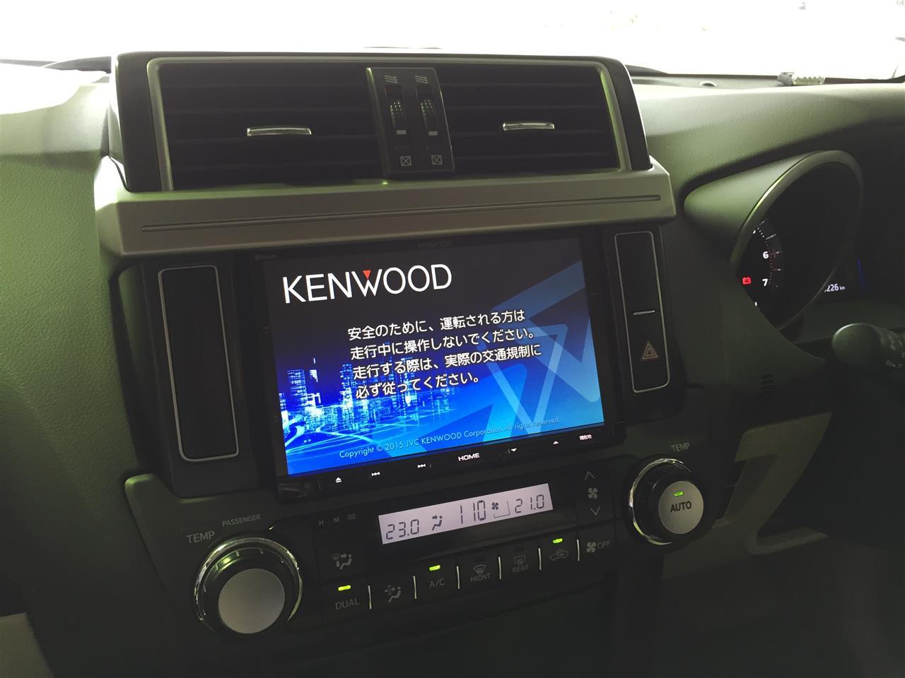 KENWOOD MDV-X802L