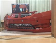 フィット(RS)ホンダ(純正) RS フロントバンパーの単体画像