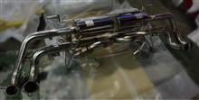 ウラカン (クーペ)Power Craft ハイブリッドエキゾーストマフラーシステムの単体画像