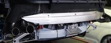 ウラカン (クーペ)Power Craft ハイブリッドエキゾーストマフラーシステムの全体画像