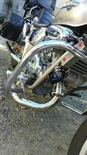 V-TWIN マグナキジマ エンジンガードの単体画像