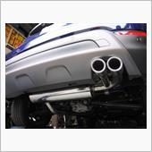 TEZZO TEZZOスポーツマフラー for FIAT500X PopStar(Plus) 2WD