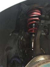 S4 アバント (ワゴン)H&R Street Performance Coil Oversの単体画像