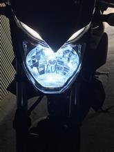 MT-03信玄 バイク1灯用 HID H4 35W Hi/Loスライド切替式 超薄型バラスト の単体画像