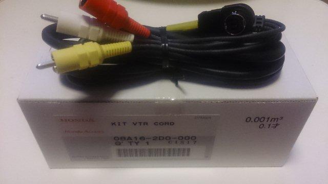 ホンダ(純正) 08A16-2D0-000 VTRコ-ド