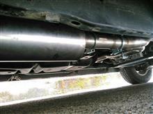 アルマダGIBSON Exhaust Systemの全体画像