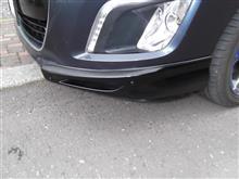 308SW (ワゴン)Irmscher Frontspoilerlippe 2 teilig Peugeot 308 4003101001 Irmscher P308の全体画像