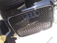 TT ロードスター無名 RSタイプ グリルの全体画像