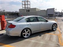 G25Shao zu Auto Parts Carbon Trunk Rear Spoilerの全体画像