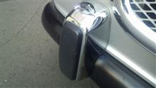ミラジーノダイハツ(純正) フロント大型バンパーライダー(ジーノ1000用)の単体画像