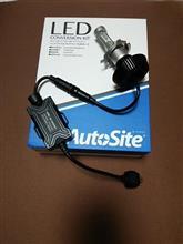 ダンクAutoSite(オートサイト) AS70 / H4 LEDヘッドライトの単体画像
