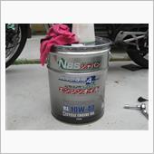 NBS NBSプレミアムエンジンオイル GLISSADE 10W-40