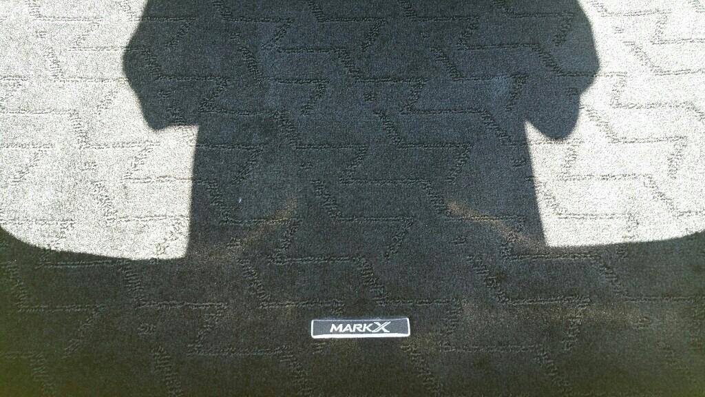 トヨタ(純正) トランクマット(カーペットタイプ)