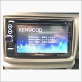 KENWOOD 彩速 MDV-323