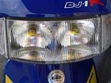DJ-1Rホンダ(純正) RR用ツインヘッドライトの単体画像