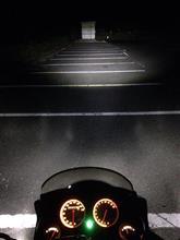 CBR125Rsafego M2S Motorcycle LED ヘッドライトの全体画像