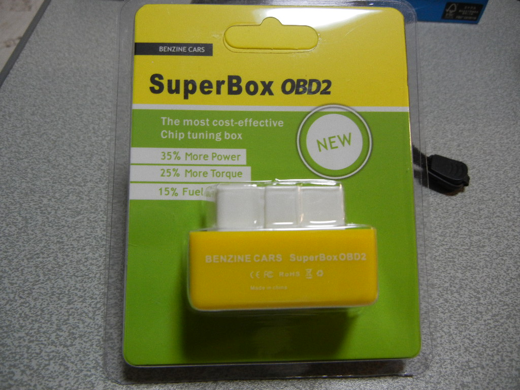 Benzine cars SuperBox OBD2