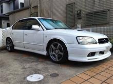 レガシィB4ENKEI  Racing RP03 ☆の全体画像