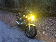 SRX400e-auto fun バイクライト LEDヘッドライト H4 3000ルーメン 12V-24V対応 Hi/Lo ファンレス 一体型 B3SHL3LEDW オートバイ 二輪用の全体画像