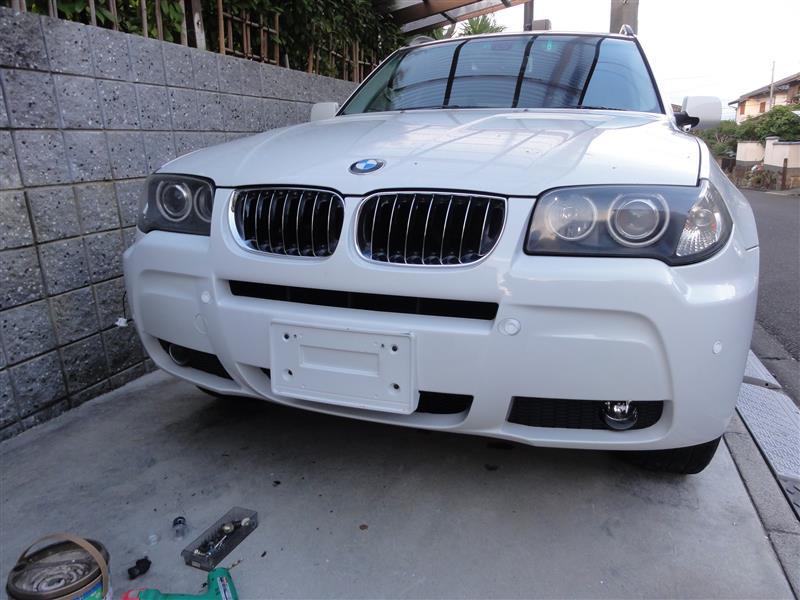 BMW(純正) M sport フロントバンパー