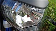 MT-09Sphere Light バイク用スフィアLED RIZING H4の単体画像