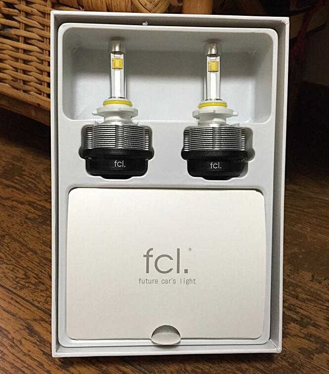 fcl LED Headlight HB3