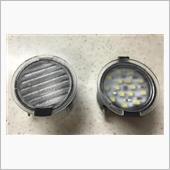 日本カリフォルニアカスタム LEDアプローチランプユニット(カテーシーランプ)