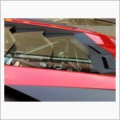 ランボルギーニ(オプション) 透明エンジンボンネット