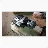 田中商会 90ccエンジン 12Vオールキット 4速
