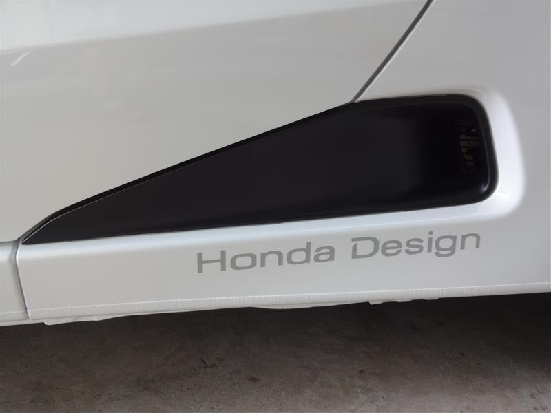 ヤフオク HONDA DESIGN ステッカー