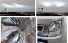 ワゴンRe-auto fun  H4 LEDヘッドライトの単体画像