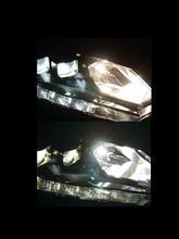 ヴェゼルLEDA vezel LED ハイビームハイパワーCOB最新レダLA02 4200ルーメン一体型cree LED6500k/5000kオールインワン12vの全体画像