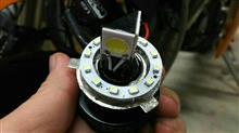 KSR-I不明 H4 LEDヘッドライトの単体画像