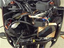 XB9SXOSRAM 35W HIDコンバージョンキット 5500K H7の全体画像