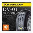DUNLOP DIGI-TYRE DV-01 145R12 6PR