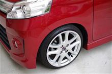 フレアワゴンカスタムスタイルMAZDA Genuine Wheelの単体画像