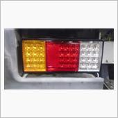 不明  汎用LEDテールランプ エルフタイプ