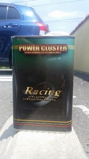 POWER CLUSTER SUPER RACING