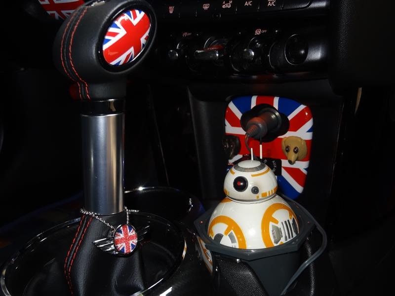 ThinkGeek スター・ウォーズ BB-8 USBカーチャージャー