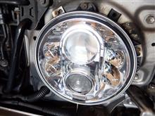 ランドクルーザー70TUFF PLUS 7インチLEDシールドビームヘッドランプの単体画像
