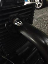 ヘイスト不明 車種不明フルエキマフラーの全体画像