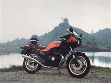 GPz400ヨシムラ ヨシムラサイクロンの単体画像