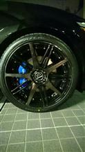 GSハイブリッドCarlsson 1/10 RS Black Diamond Editionの全体画像