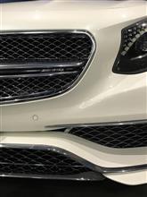 Sクラス クーペメルセデス・ベンツ(純正) AMG S65 フロントグリル&バンパーの全体画像
