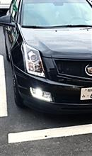 SRX不明 ヘッドライトの単体画像