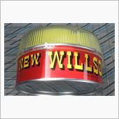 WILLSON - ニューウィルソン