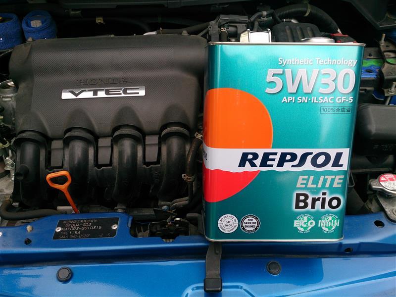 REPSOL ELITE Brio 5W-30