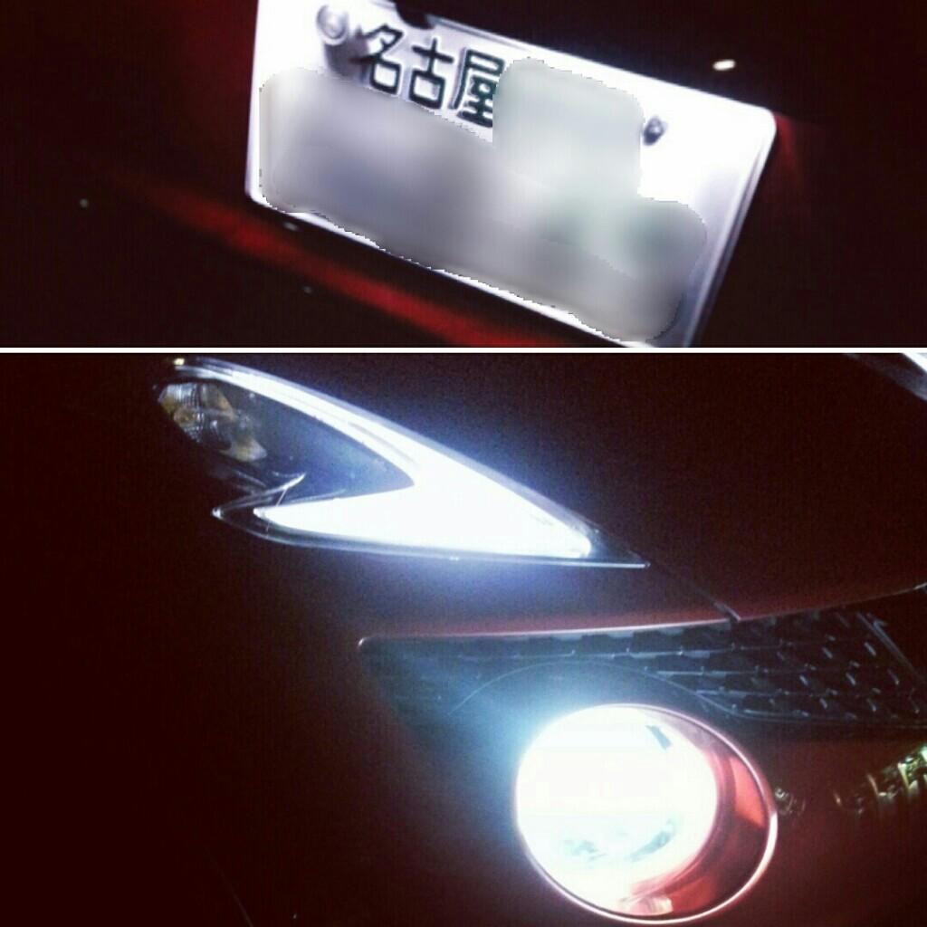 IPF LED H11 バルブ 6500K 301HLB