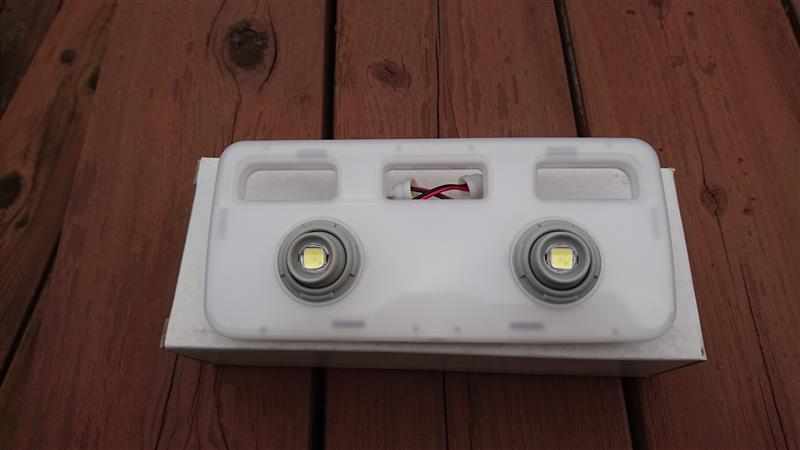 ジェータックス LEDルームランプ  MVJ64-52001